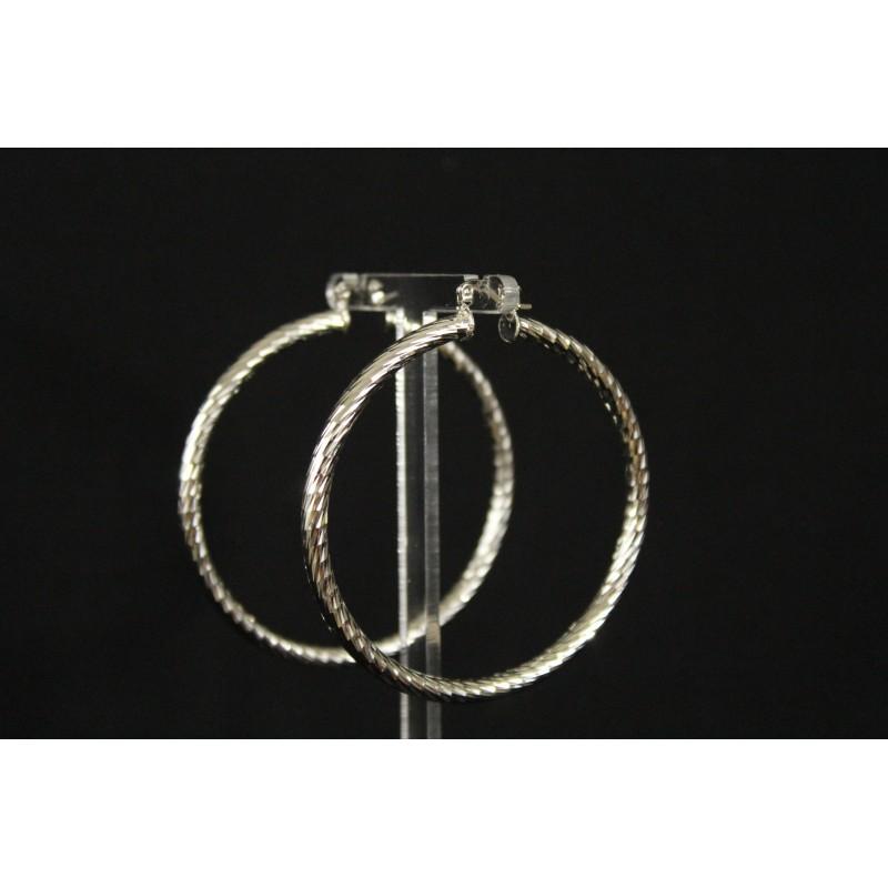 acheter bijoux boucles d 39 oreilles plaqu argent pas cher. Black Bedroom Furniture Sets. Home Design Ideas