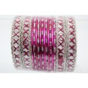Bracelets indiens en métal