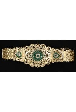 Acheter ceinture en plaqué or bijoux berberes, Bijoux Orientaux en ... be1f75b1937