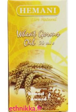 Huile de germe de blé Hemani