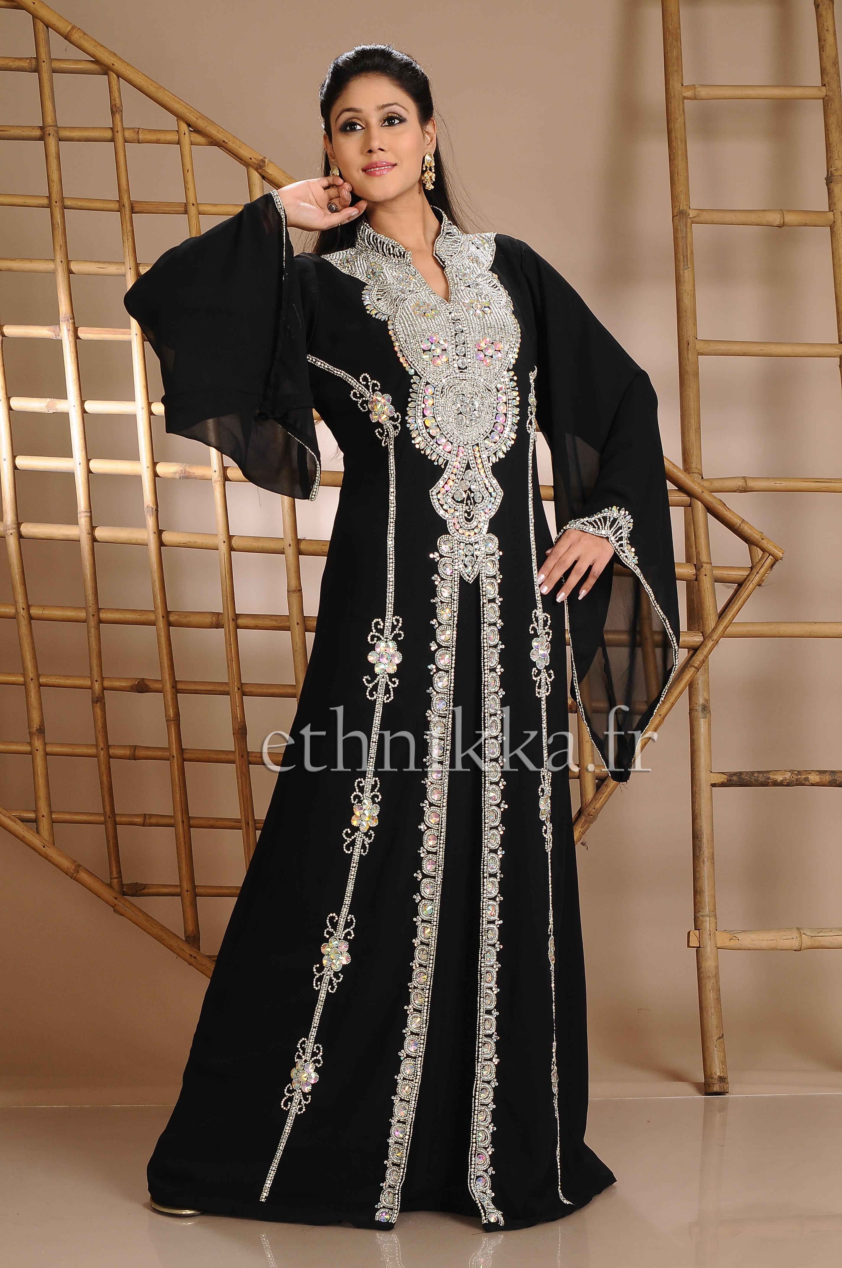 Achat robe de soiree orientale