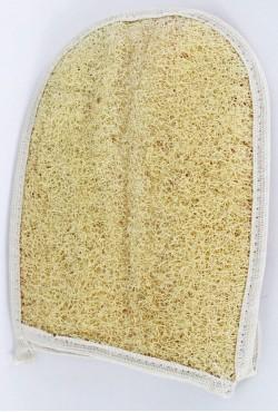 Gant loofah naturel