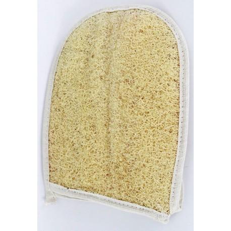 Gant exfoliant loofa pas cher naturel