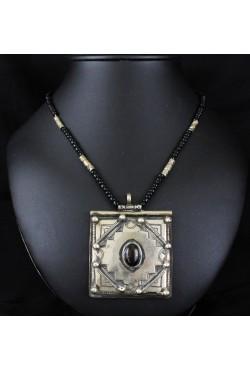 Bijoux collier ethnique touareg