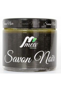 Savon noir bio exfoliant - Mea Naturals