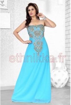 robe orientale pour soirée