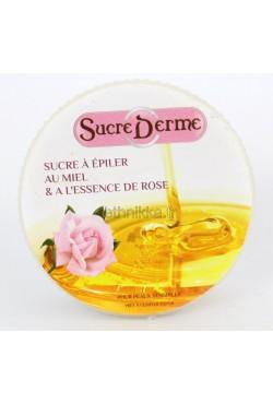 Sucre épilation cire orientale au miel et à l'essence de jasmin