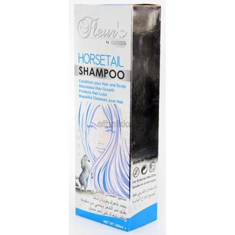 Shampoing pour chevaux qui protège et stimule la pousse des cheveux Hemani Fleur's