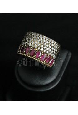 Bague de qualité des diamants de Turquie
