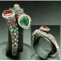 Bracelet en argent harim sultan