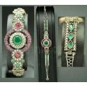 Bracelet en argent de Turquie harim soltan