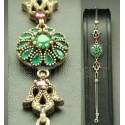 Bracelet en rosace de bijoux hareem sultan