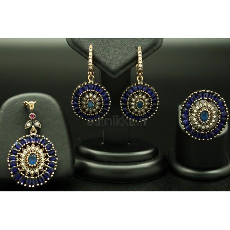 Bijoux en argent de Turquie élégants et raffinés