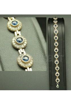 Bracelet turc en argent pas cher