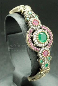 Bracelet en argent de Turquie harim sultan