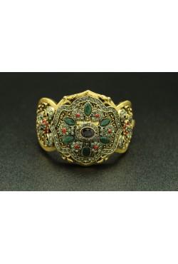 Bracelet turc couleur bronze harim sultan