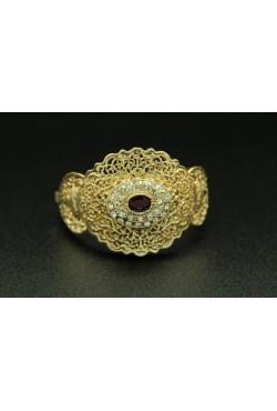 Bracelet de Turquie plaqué or harim sultan