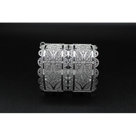 Bijou oriental bracelet main plaqué or