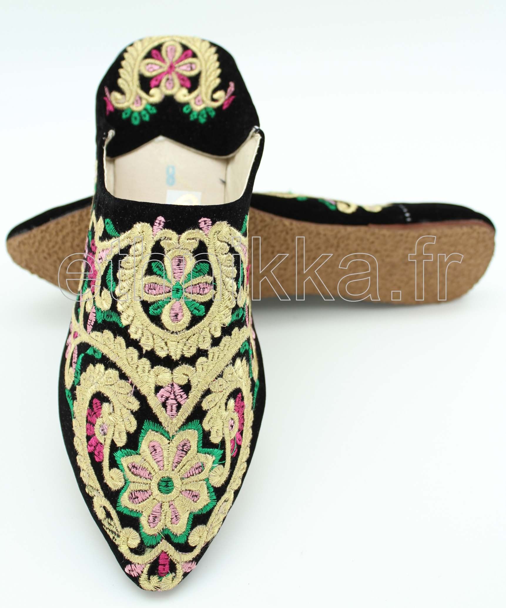 chaussure marocaine femme