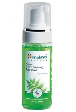 Soin du visage Himalaya Purifying Neem Foaming Face Wash