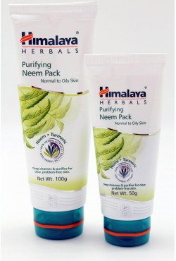 Purifying neem pack