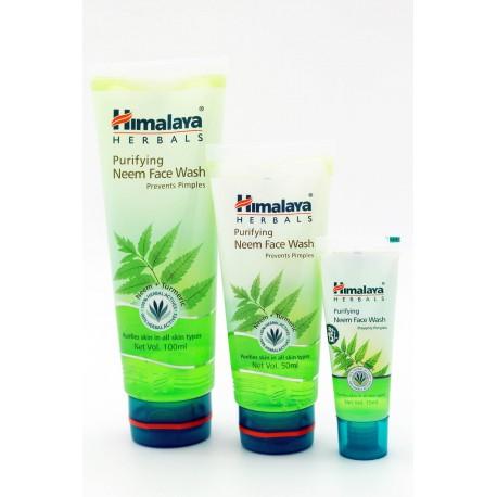 Nettoyant visage Himalaya Deep Cleansing Apricot Face Wash