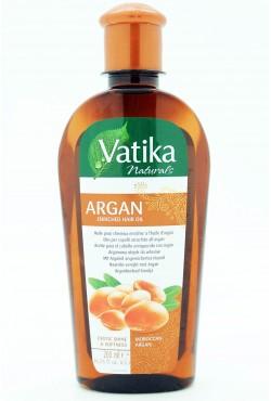 Huile d'Argan Vatika soin cheveux nourrisant