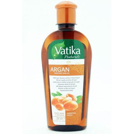 Huile d'Argan Vatika cheveux nourrisant