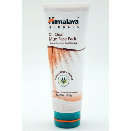 huile himalaya clear mud face