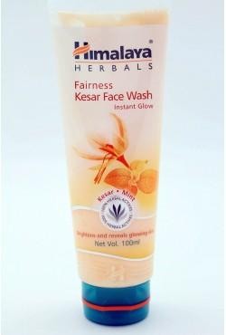 Himalaya soin du visage fairness kesar face wash