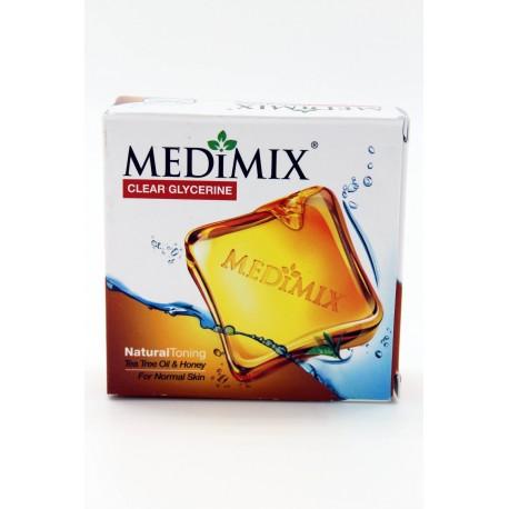 Medimix soin corporelle Natural Toning à huile et au miel