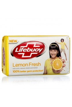 Savon Lifebuoy Lemon Fresh