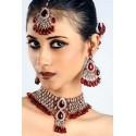 Bijoux en perles Bollywood