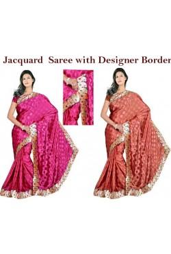 Sari Robe indienne à pois