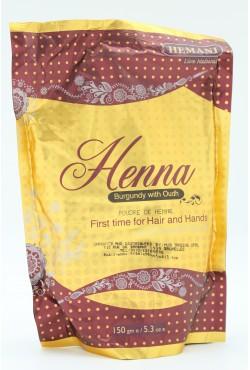 Henné burgundy Hémani