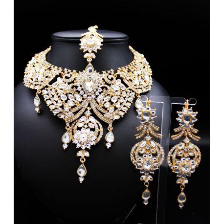 Bijoux indiens parure pas cher