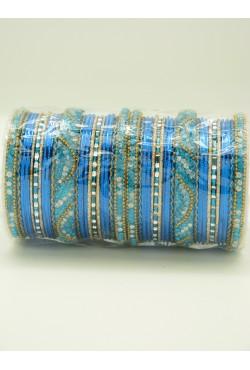 Bracelets indiens bangles wave
