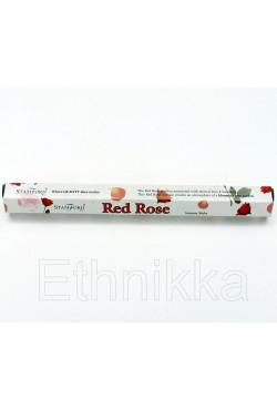 Encens indien baton Rose rouge StamFord