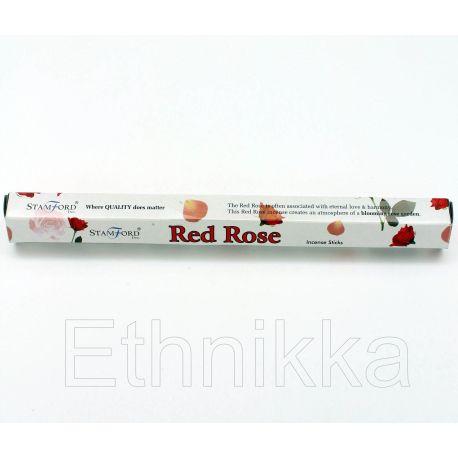 Encens baton Rose rouge StamFord