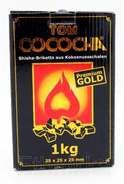 Charbon Tom Cococha Premium Gold