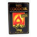 Charbon chicha Tom Cococha Gold Premium