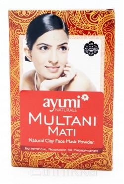 Ayumi naturals Multani Mati Mask powder