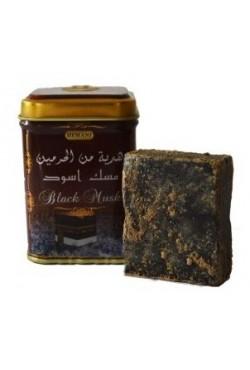 Encens naturel Hemani Noir parfum de musc
