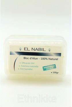 Bloc d'Alun 100% naturel El Nabil