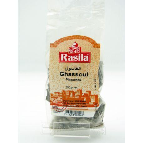 Ghassoul en plaquettes