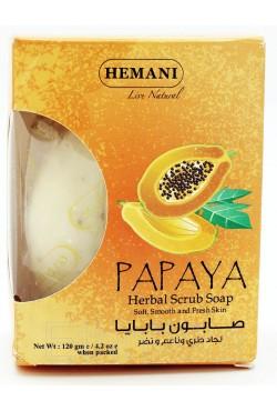 Savon papaya Hemani 120g