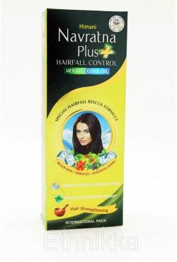 Navratna Plus Hairfall control contre la chute de cheveux
