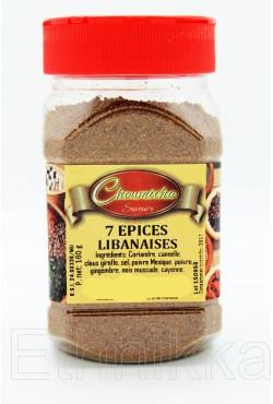 7 épices libanais