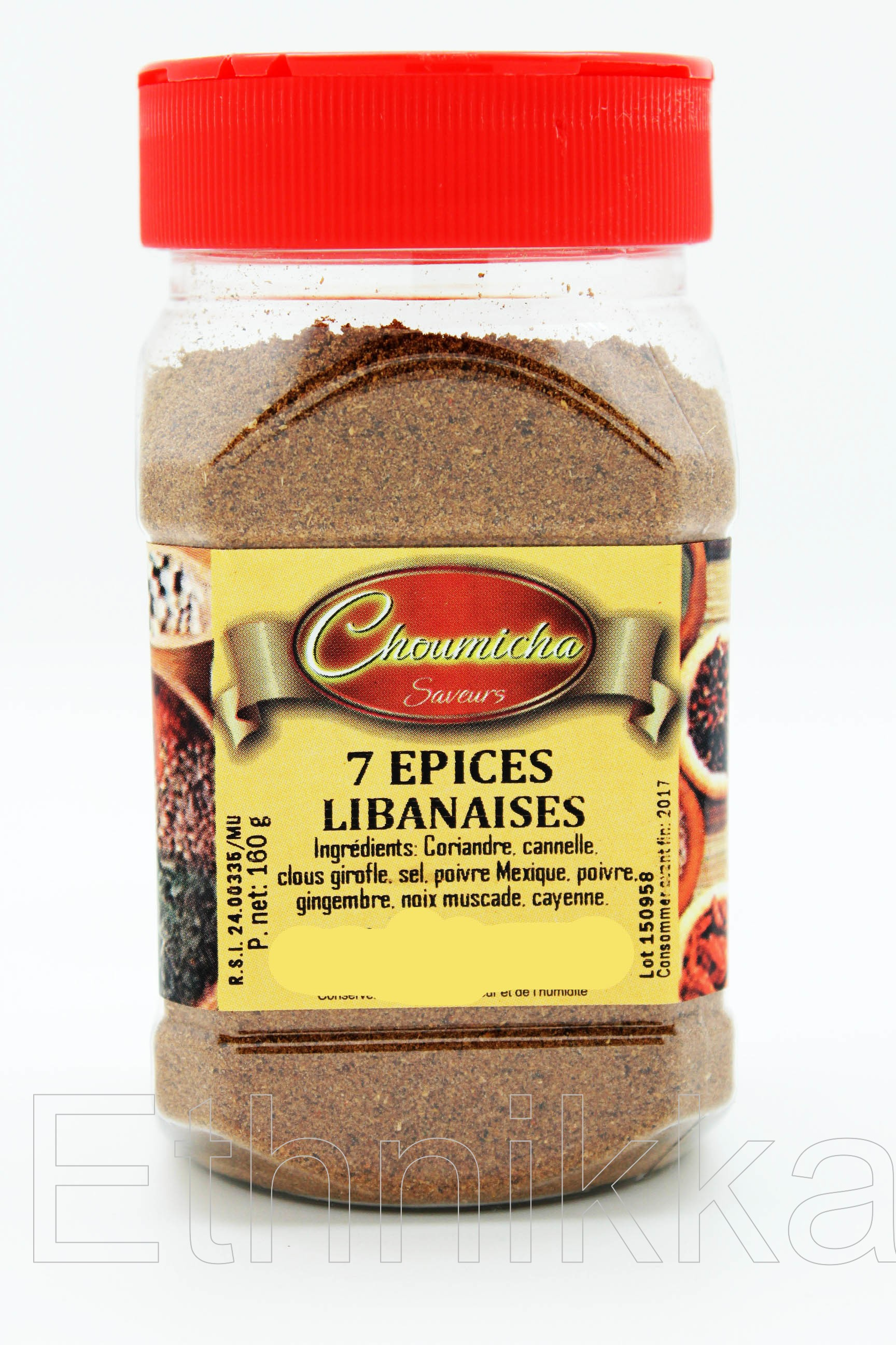 epices libanaise