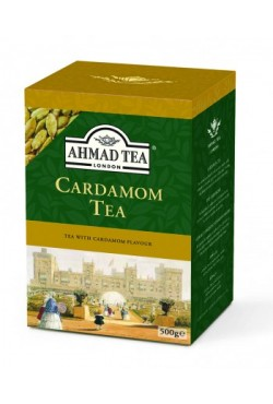 Thé à la cardamom Ahmad Tea of London